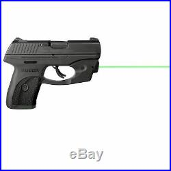 LaserMax Centerfire Green Laser Sight for Ruger LC9S LC9 LC380 GS-LC9s-G