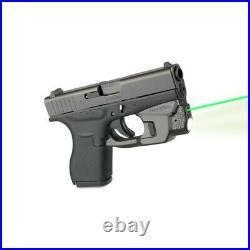 LaserMax Centerfire Gripsense Light and Green Laser Sight for Glock 42 43 43X 48