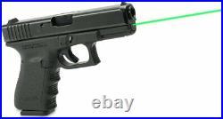 LaserMax For Glock 19, 23, 32, 38, Green LMS-1131G Laser Sights