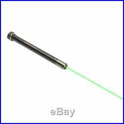 LaserMax Guide Rod GREEN Laser Sight for Glock 17, 22, 31, 37 (Gen 1-3)
