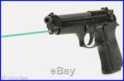 LaserMax Guide Rod Green Laser Sight Beretta 92 96 M9 M9A1 Taurus PT LMS-1441G