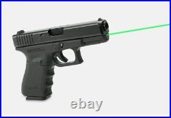 LaserMax Guide Rod Green Laser Sight for Gen 1-3 Glock 19 23 32 38 LMS-1131G