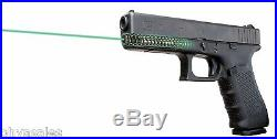 LaserMax Guide Rod Green Laser Sight for Glock 17, Gen 4 Pistols LMS-G4-17G