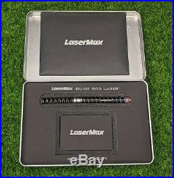 LaserMax Guide Rod Green Laser Sight for Glock 20 21 41 Gen 4 LMS-G4-1151G