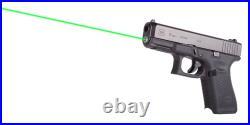 LaserMax Guide Rod Laser Sight, 5mW Green Laser, Glock 19/19x/19 MOS LMS-G5-19G