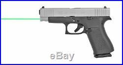 LaserMax Guide Rod Laser Sight, 5mW Green Laser, Glock 43/43X/48, LMS-G43G
