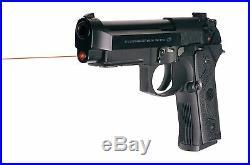 LaserMax Guide Rod Red Sight Laser Beretta 92 96 & Taurus PT 92 99 100 LMS-1441