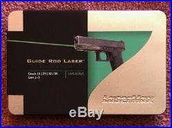 LaserMax LMS-1131G Green Guide Rod Laser Sight for Glock 19 23 32 38 Gen 1 3