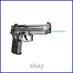 LaserMax LMS-1441G Beretta 92 96 M9 M9A1 Taurus PT Guide Rod Green Laser Sight