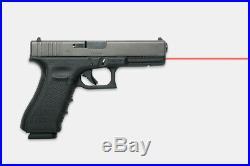 LaserMax LMS-G4-17 for Glock 17 & 34 Gen4 Guide Rod Red Laser Sight