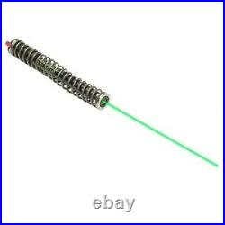 LaserMax LMS-G4-19G Compact Glock 19 Green Guide Rod Laser Sight System