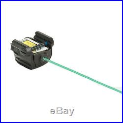 LaserMax MICRO-2-G Micro II Universal Rail Mount Green Laser Sight