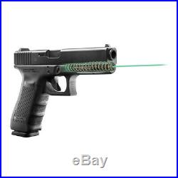 Lasermax Guide Rod Green Laser Sight For Glock 22, 35 Gen 4 Handgun, LMS-G4-22G