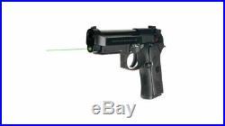 Lasermax Guide Rod Laser Sight f/ Beretta 92/96, Green LMS-1441G