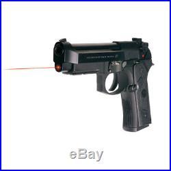 Lasermax Guide Rod Red Laser Sight Beretta 92,96, M9, M9A1, M9A3, Taurus 92,99,100