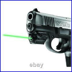 Lasermax Micro Rail Mounted Laser Sight, Green Beam MICRO-2-G