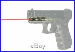 Lasermax Red Laser Guide Rod Sight For Glock 19 Gen 4 Only LMS-G4-19 New