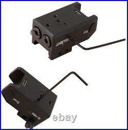 Low Profile Green and Blue Duo Laser Sights Sub Compact Pistols USB Rechargeable