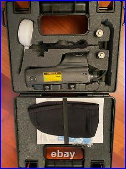 MEPROLIGHT Mepro MOR Pro Tri-Powered Sight GREEN & IR Laser Pointers Bullseye