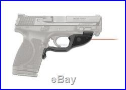 NEW Crimson Trace Laserguard Laser Sight for M&P M2.0 9mm, 40 S&W & 45 AU LG-362