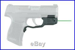 NEW Crimson Trace Laserguard Laser Sight for Sig Sauer P365 Green LG-422G