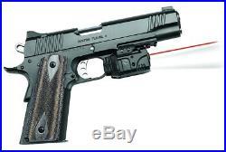 NEW Crimson Trace Rail Master Laser Sight Switch Red Laser CMR-205