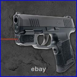New Crimson Trace Laserguard Green Laser Sight Sig Sauer P365 9MM LG-422G