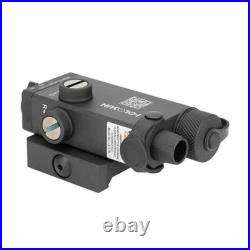New Holosun LS117G Compact Green Laser Sight, CR2 Battery, Black, Small
