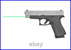 New Lasermax Green Laser Guide Rod Sight For Glock 43 43X 48 LMS-G43G