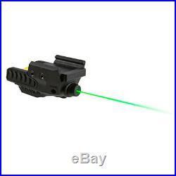New Truglo Sight Line Green Handgun Pistol Laser Rail Mounted Sight TG7620G
