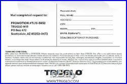 New Truglo TFO Tritium Sight Glock 17 19 22 23 24 26 27 33 34 35 TG131GT1
