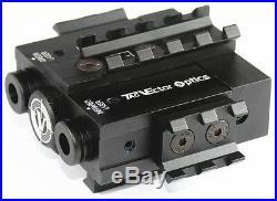 New Vector Optics Viperwolf Green Laser & IR Laser Combo Sight Night Vision