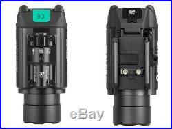 Olight Baldr Pro 1350 Lumen Pistol Flashlight with Green Laser Sight