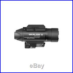 Olight Baldr Pro Black with Green Laser Sight and White LED, Black, NEW