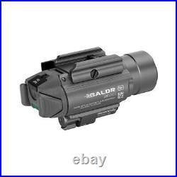Olight Baldr Pro Gunmetal Grey with Green Laser Sight and White LED, 1350 Lumens