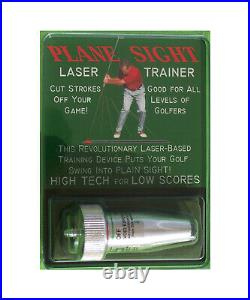 PLANE SIGHT LASER now with GREEN LASER Now with Rechargeable Batteries