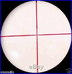 RED Laser 2.5-10x40 Rifle Scope Red+Green illuminated Reticle Riflescope sight