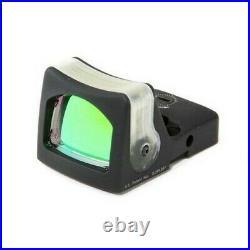 RM08G Trijicon RMR Reflex Sight Dual Illuminated Tritium/Fiber Optic 12.9 MOA