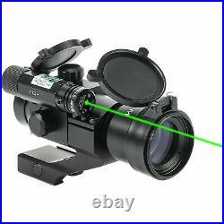 Rifle Dot Laser Sight Green Red Gun Optics Scope Reflex Holographic Accurate NEW