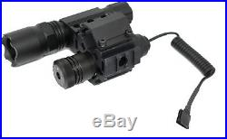 SHOTGUN UPGRADE KIT with Green Laser Sight + 400 Lumen Light Fits Mossberg 500
