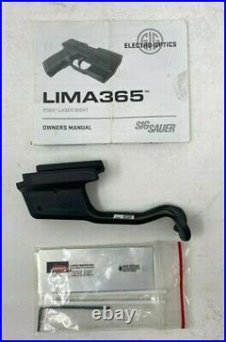 Sig Sauer Lima365 Green Laser Sight for P365 X XL Lima 365