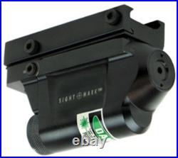 Sightmark 3-5mW Green Laser Designator Sight, Black with Integrated SM13036