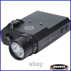 Sightmark LoPro Combo Flashlight & Green Laser Sight