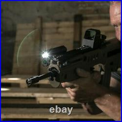 Sightmark LoPro Combo Flashlight (Visible and IR) and Green Laser Sight SM25013