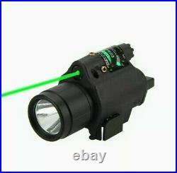 Sightmark LoPro Combo Flashlight and Green Laser Sight (SM25013)