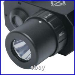 Sightmark LoPro Mini Combo Flashlight and Green Laser Sight (SM25012)