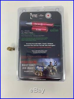 SiteLite Ultra Mag Professional BoreSighter Green Laser SL-500 Bore Sight NEW