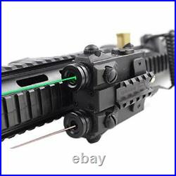 Sniper FL3000 Green / IR LASER SIGHT Combo Fit Night Vision with red dot