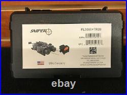 Sniper FL3000 Green/IR Laser Sight Combo For Night Vision