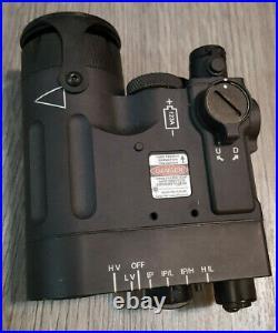 Steiner 9001 Green/IR Aiming Laser Sight with IR LED Illuminator